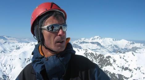 Manuel Olivera, expedicionario del Trineo de Viento.