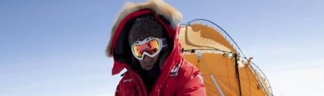 """Larramendi: """"La nieve en este desierto está llena de matices"""" (VÍDEO)"""