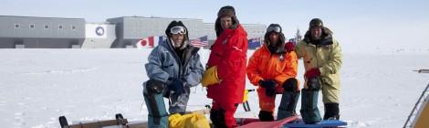 Objetivo: la Antártida, el continente misterioso