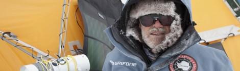 3.024.000 segundos con Juan Pablo Albar en la Antártida