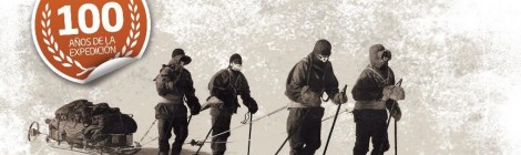 Homenaje de Ramón Larramendi a un pionero: Shackleton