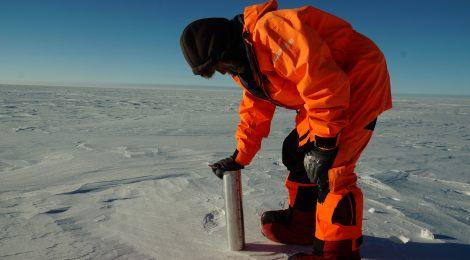 Hacemos perforaciones en el hielo de Groenlandia (VÍDEO)