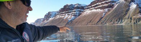 700 kms por la costa 'salvaje' de Groenlandia