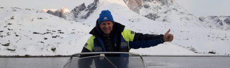 Larramendi: Groenlandia, un país congelado en el tiempo