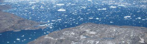 El nivel del mar sube de forma desigual con el deshielo