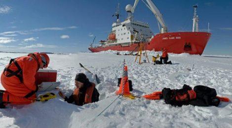 SCAR: 60 años del comité que dirige la ciencia en la Antártida