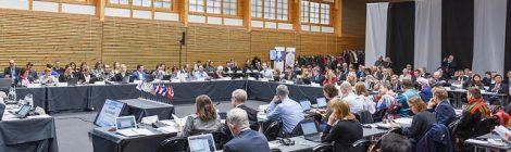 El Consejo Ártico, un foro de científicos y de indígenas