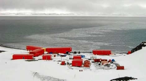 El IX Simposio de Estudios Polares contará con el Trineo de Viento