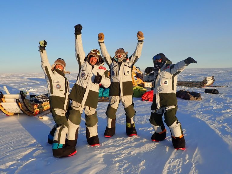 Expedición Antártida Inexplorada 2018-19 Ramon Larramendi