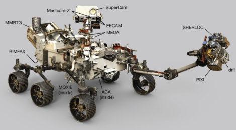 El instrumento Meda, de la Antártida a Marte