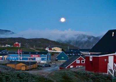 Groenlandia casas