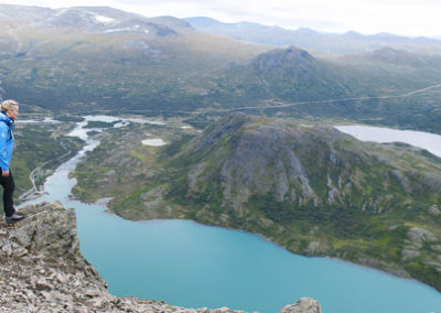 Hiking-the-Besseggen-Ridge-Jotunheimen-National-Park-Norway