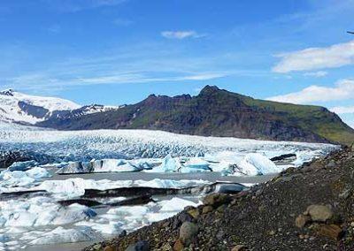 Islandia-jokulsarlon-lago icebergs tierras polares
