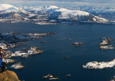 Lofoten trekking noruega