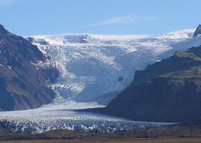 Islandia glaciar