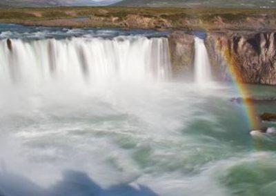 islandia cascada