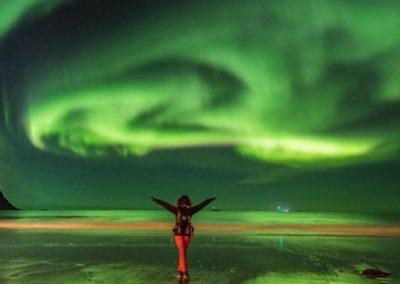 roberto-ivan-cano-viaje-lofoten taller fotografia auroras boreales islas lofoten noruega tierras polares