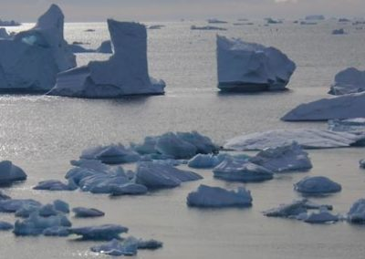 groenlandia-ilulissat icebergs