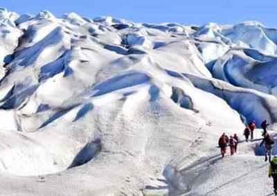 groenlandia trekking glaciar
