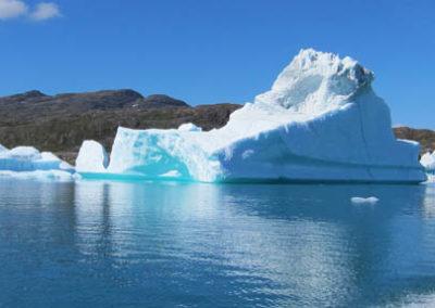 groenlandia icebergs