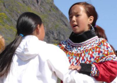 groenlandia inuit tierras polares