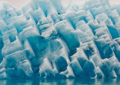 hielo-en-groenlandia tierras polares
