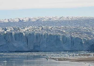 ilulissat glaciar groenlandia frentes glaciares tierras poalres