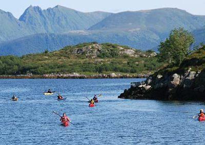 Lofoten Tromso y Ballenas noruega viaje tierras polares