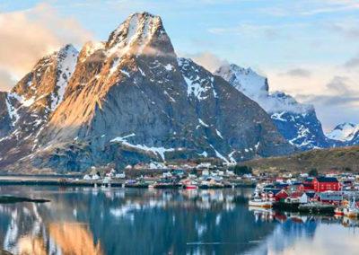 lofoten-noruega-puerto