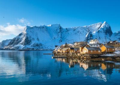lofoten-noruega tierras polares