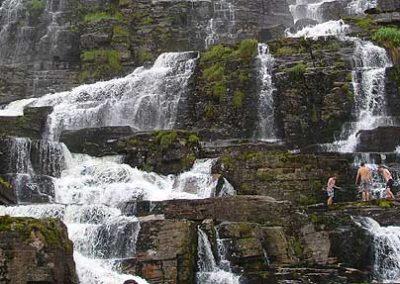 noruega cascada