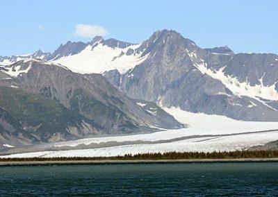alaska glaciar