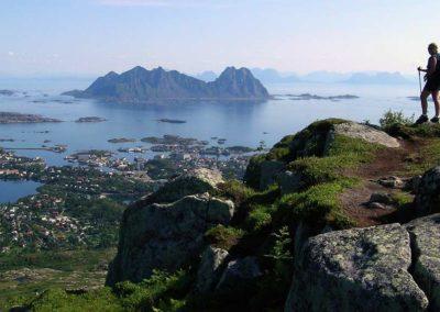 COCHE-LOFOTEN-CABO-NORTE noruega trekking
