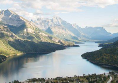Canada-Parques-del-Oeste