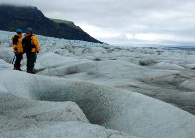 Fjalljokull-Islandia crampones