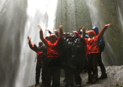 Seljalandfoss-islandia cascada escondida