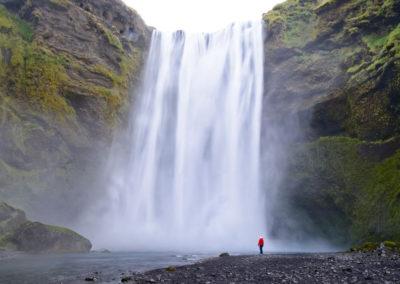 Skogafoss Islandia cascada
