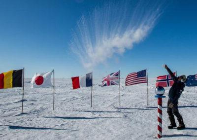 South Pole 1 B