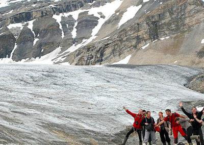 Randonnée vers la pointe d'Alkhornet - Spitzberg - Norvège