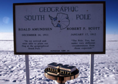 To the south pole 3 B