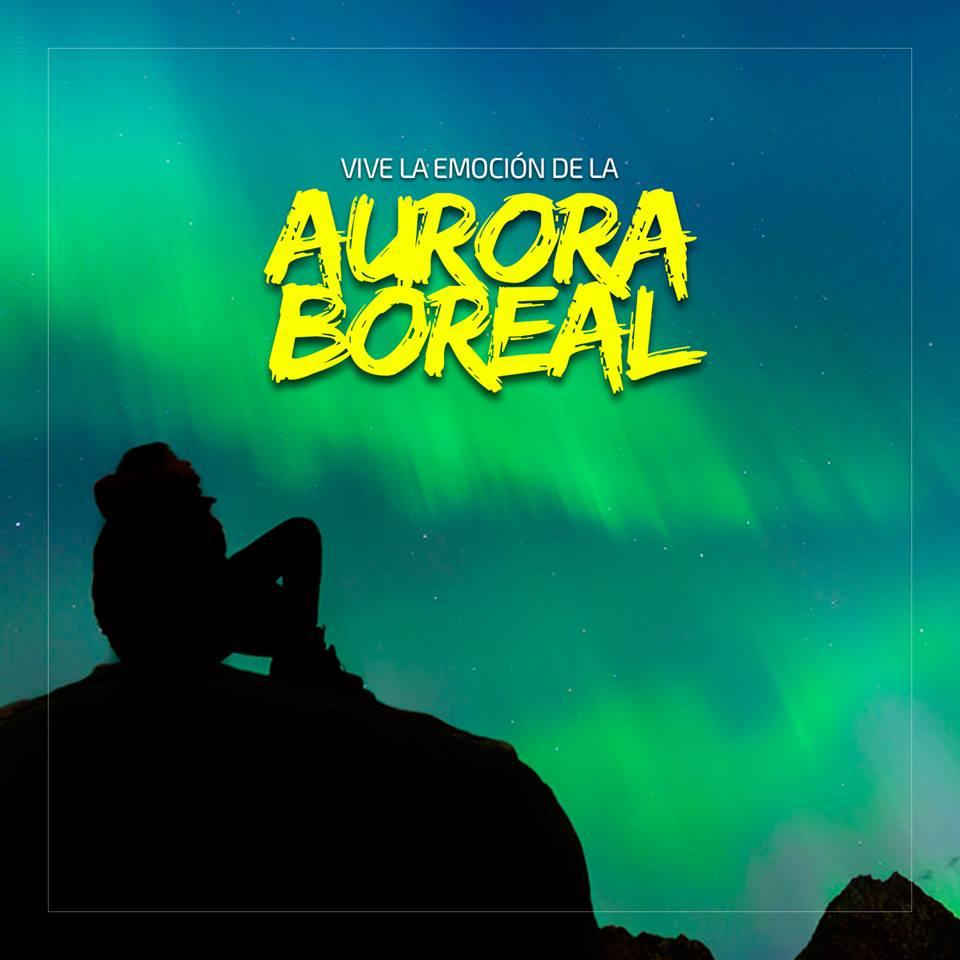 aurora boreal viajes