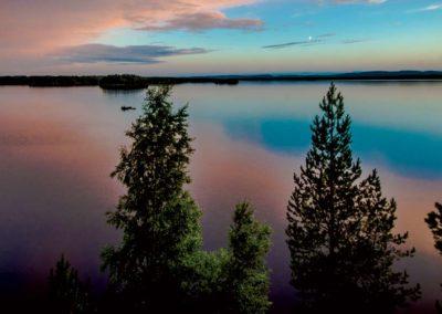 finlandia-self-drive lagos bosques