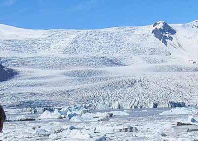 islandia-glaciares-sur jokulsarlon lago icebergs