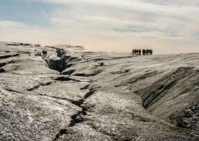 paseo-glaciar-islandia excursión crampones
