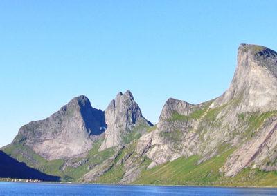 viaje a Noruega, fiordos en septiembre