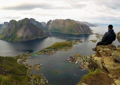 Viaje a Lofoten en grupo en septiembre
