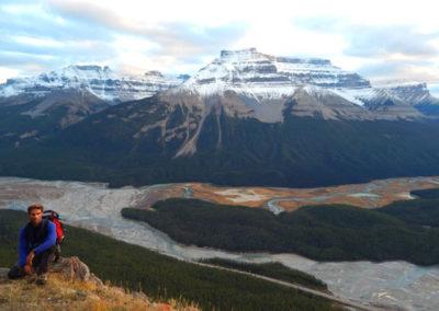 Trekking en Canadá, viaje a las Montañas Rocosas
