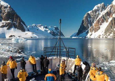 Crucero Antártida Ushuaia