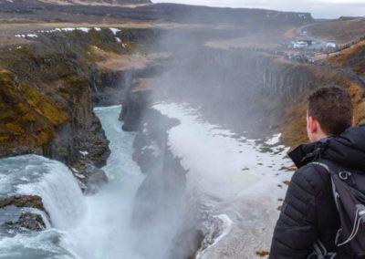 Gulfoss-Islandia