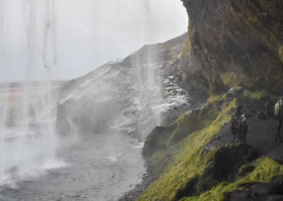 Cascada Seljalandfoss